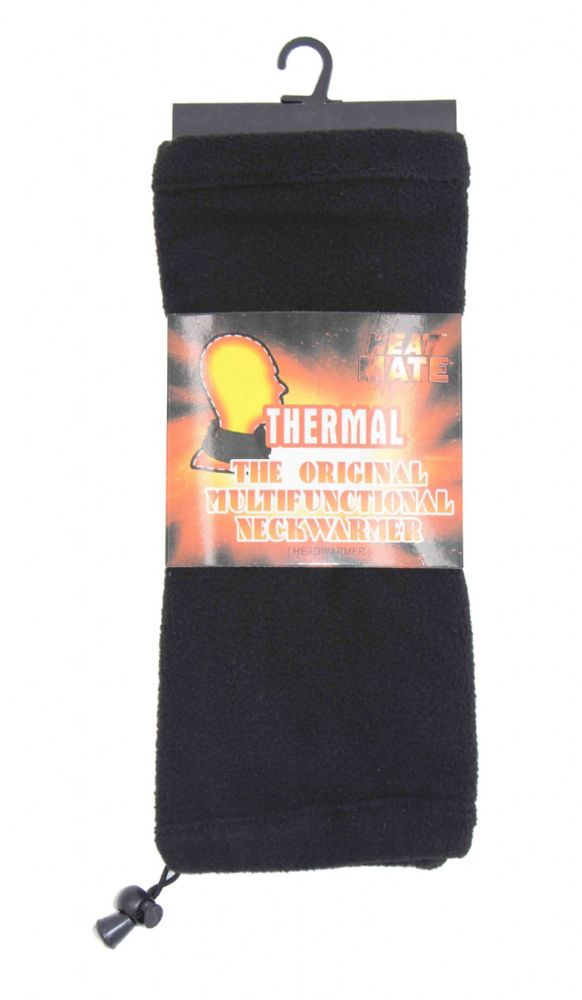 Black colour neck warmer HT1-NW262244